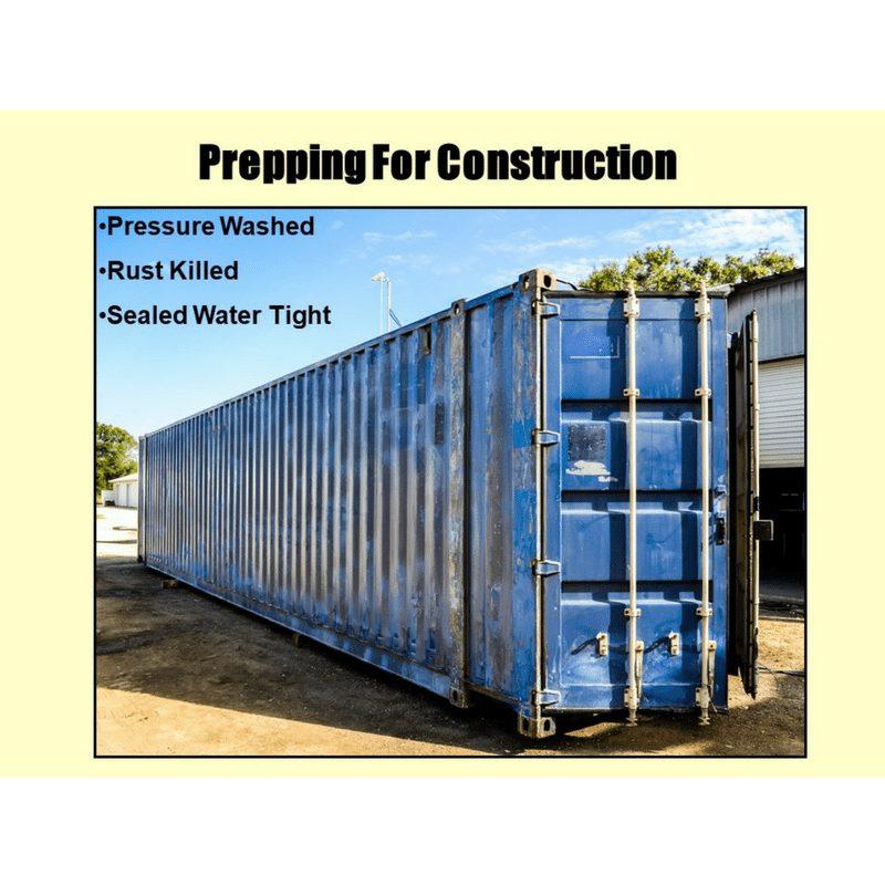 Atr Custom Container Cabin