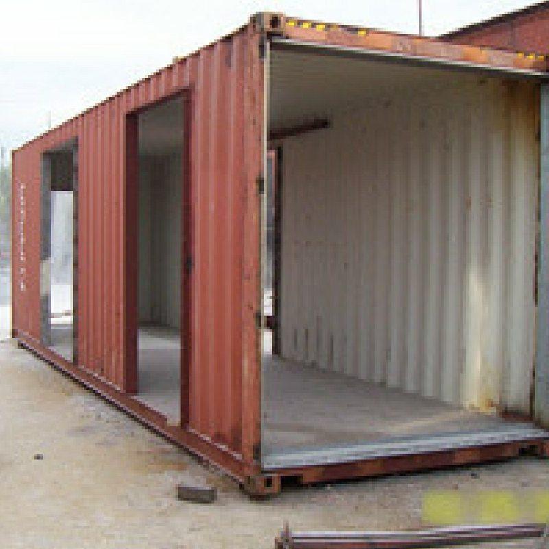 Shipping Container Home Plans California: REDONDO BEACH SHIPPING CONTAINER HOUSE