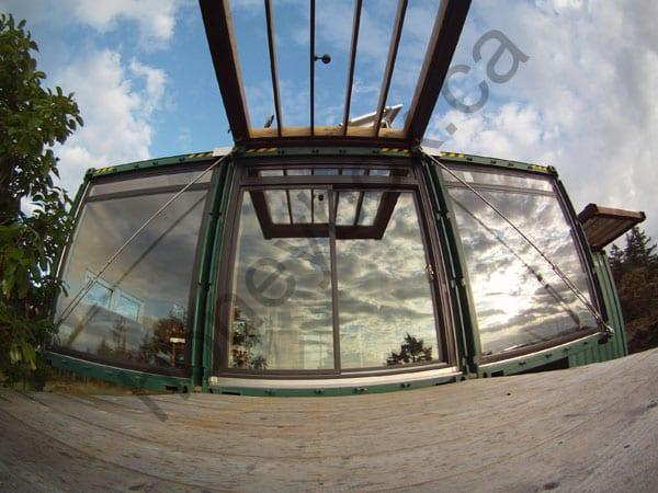 320 STUDIO MX CONTAINER CABIN
