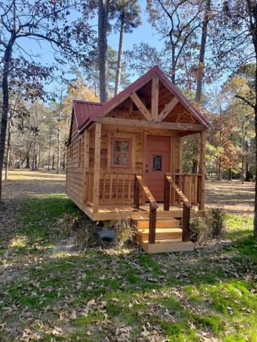 THE HUMMINGBIRD TINY HOME