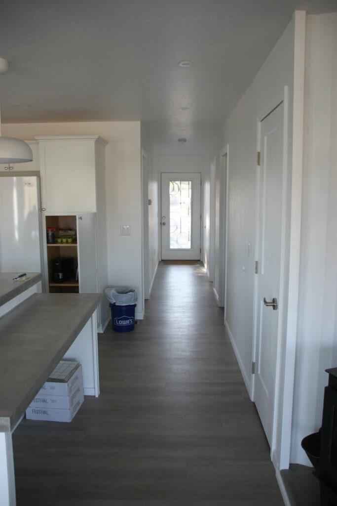 arizona container home interior