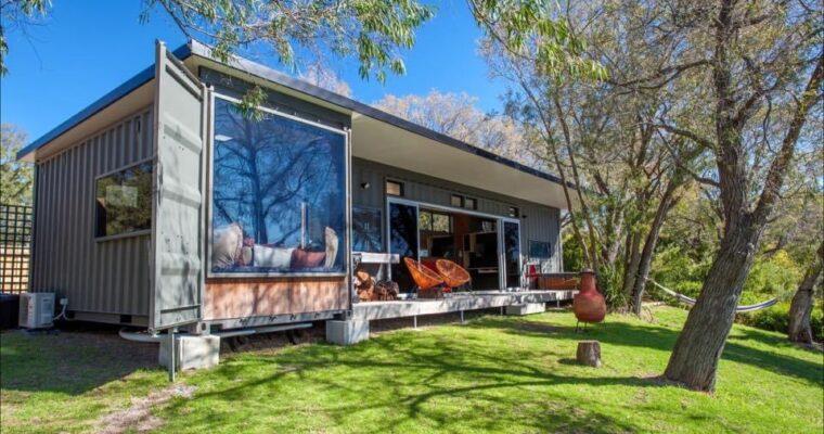 Simon Howard's Incredible Australia Container Home